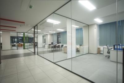 Gestaltung von Büroräumen