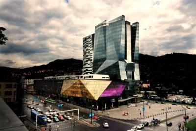 Sarajevo City Center SCC