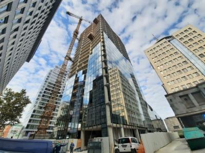 Das neue HANO-Projekt ist A-Tower Ljubljana