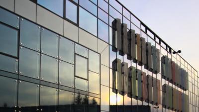 RAMA-GLAS i HANO poslovni objekt
